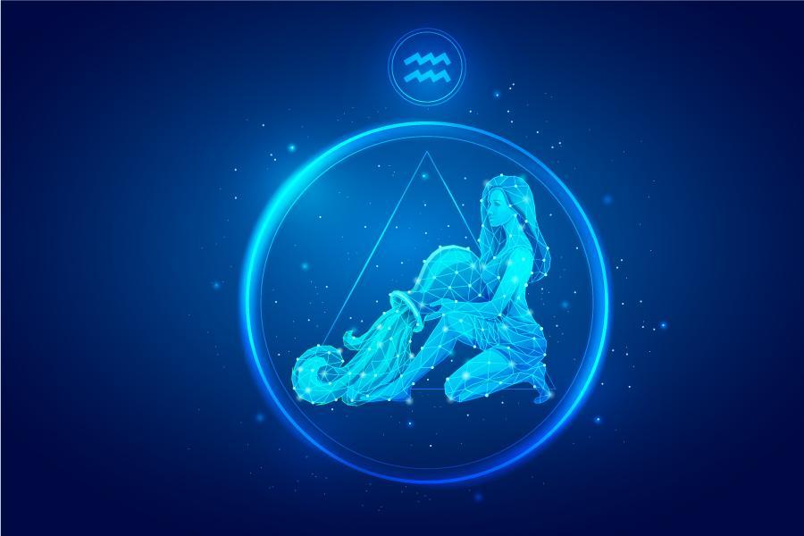 Женский гороскоп на Май 2021 Водолей