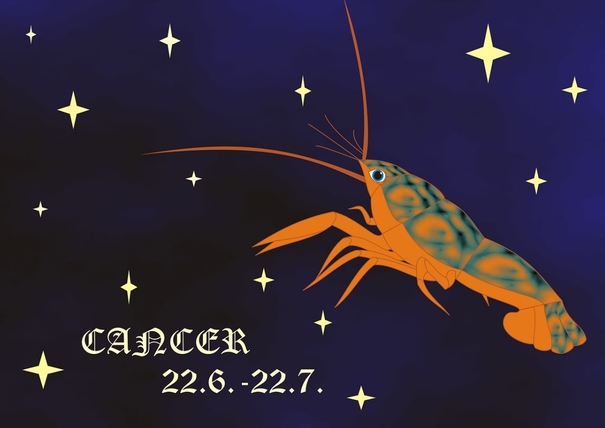 Женский гороскоп на Апрель 2021 Рак