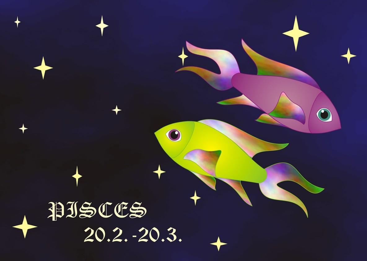 Женский гороскоп на Апрель 2021 Рыбы