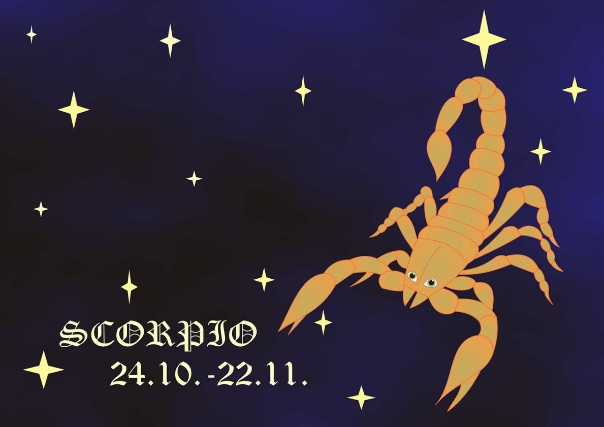Женский гороскоп на Апрель 2021 Скорпион