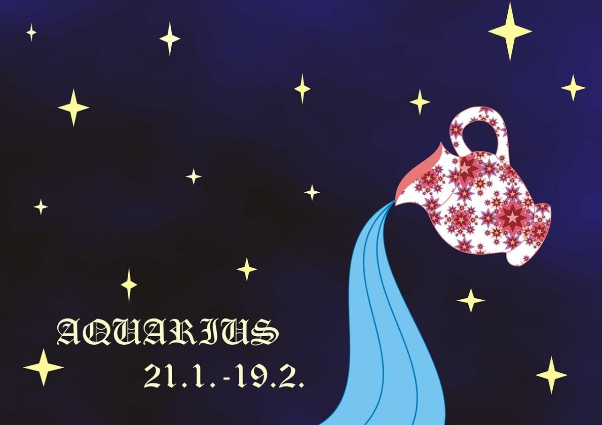 Женский гороскоп на Апрель 2021 Водолей